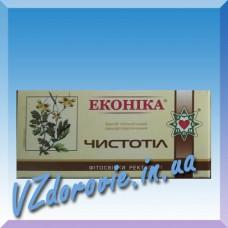 Экстракт чистотела фитосвечи Эконики 10 шт.
